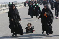 مراسم #اربعین #حسینی در #کربلا