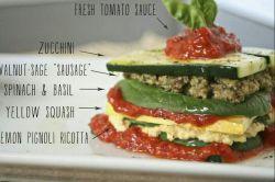 همبرگر کاملا گیاهی