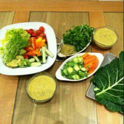 غذاهایی گیاهی در سایت Giyahahi.com
