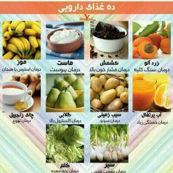 10 غذای طبیعی گیاهی سالم  گیاهخواری را جدی بگیرید  سری به Giyahahi.com