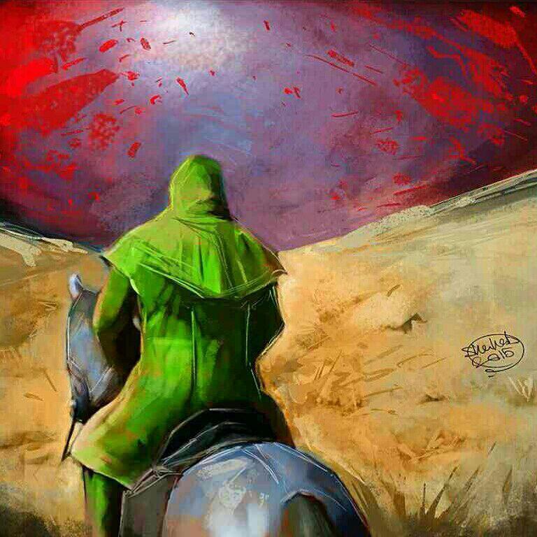 بسوز ای دل که امروز اربعین است / عزای پور ختم المرسلین است/  قیام کربلایش تا قیامت /سراسر درس، بهر مسلمین است/  اربعن حسینی تسلیت باد