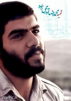 شهید محمد رضا تورجی زاده