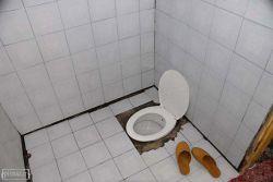 روش نوین نصب توالت فرنگی