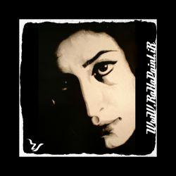 #Portrai_Design .......... #Lady_Poet #Forough_FarrokhZad #Techniques ............ #ink (2004) #Designer ......... #Hamid_Estabraghi Free School Of #Visual_Arts #RaHa  #طراحی_چهره ........... #شاعر_بانو #فروغ_فرخّزاد 2تکنیک ........... #آب_مرکب ۱۳۸۳ #طراح ............. #حمید_استبرقی آموزشگاه آزاد #هنرهای_تجسّمی #رها