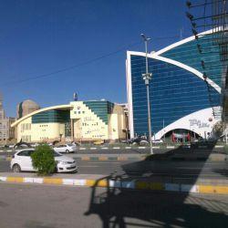 بندرعباس بازار بزرگ نیلی و ستاره شهر