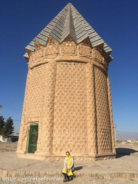 برج اخنگان..سی كیلومتری شهر مشهد