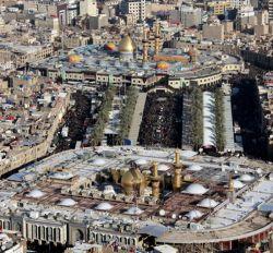 سلام.کربلا و نجف و کاظمین همتونو دعا کردم.