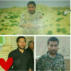 شهید مدافع حرم  که امشب به شهرش برمی گرده...   ساعت22:00 فرودگاه بینالمللی شهر بوشهر