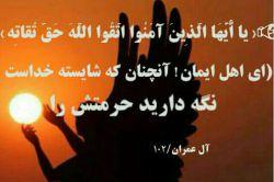 الهی ماراببخش آنچنان که شایسته ات بود احترام نگذاشتیم تورا درپنهان وآشکار...