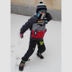 اردبیل برف