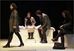 نمایی از تئاتر ماضی استمراری