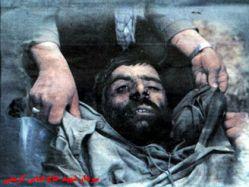 بعد از شهادت عباس کریمی