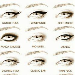 # Eye liner