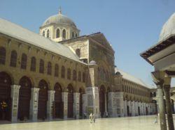 مسجد جامع اموی-دمشق