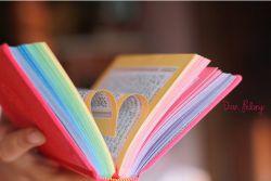 در و دیوار دنیا رنگی است،  رنگ عشق   خدا جهان را رنگ كرده است  رنگ عشق؛   و این رنگ همیشه تازه است و هرگز خشك نخواهد شد    از هر طرف كه بگذری،لباست به گوشهای خواهد گرفت و رنگی خواهی شد.    اما كاش چندان هم محتاط نباشی؛   شاد باش و بی پروا بگذر،   كه خدا كسی را دوست تر دارد كه لباساش رنگیتر است...