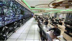 این تصاویر برای اولین بار در انظار عمومی قرار می گیرد _  اتاق کنترل پیاده روی کربلا توسط ایران _   از اینجا تا کربلا به طول ۷۰۰کیلومتر و عرض ۳۰۰کیلومتر همه چیز در اقتدار بچه های سپاه بود