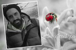 winter without you :(((( ...I can't live without your love