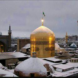 السلام علیک یا علی ابن موسی الرضا