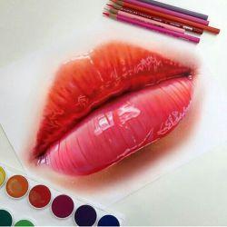 #lip #lipstick #khoshtel #akhiiiiii