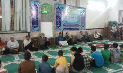 ایستگاه صلواتی جشن میلاد امام رضا (ع) - مسجد صاحب الزمان (عج) - محله وکیل آباد