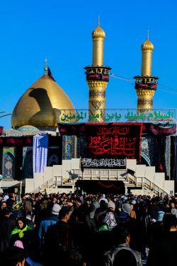 Iraq - Karbala - The shrines /// Canon 70D kit 24-105 /// photo by : Mohammad Sarayloo