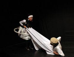 نمایی از تئاتر ولپن