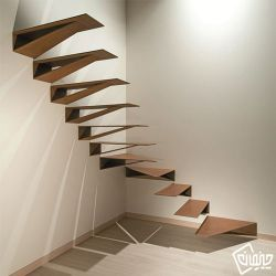 پله های معلق