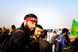 Iraq -Najaf to Karbala Highway /// Canon 70D kit 24-105 /// photo by : Mohammad Sarayloo