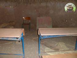 فقر آموزشی و تحصیلی عدم وجود مکان آموزشی مناسب جهت تحصیل دانش آموزان --- این محل تحصیل آینده سازان کشور است... (تصاویر مدرسه ای دیگر)