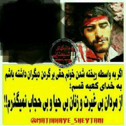 مقام شهید بالاست عکس بقلش سانسور کردم