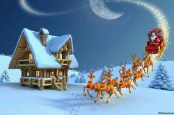 پیشاپیش, پس و پیش happy Christmas
