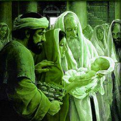 میلاد حضرت مسیح علیه السلام بر همه بخصوص مسیحیان محترم مبارک