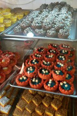 سلاااااااام  بفرماییدشیرینی من که خیلی شیرینی دوست دارم شبتون خوش دوستای گلم