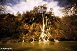 آبشار بیشه، استان لرستان