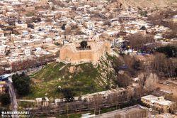 قلعه فلک الافلاک، خرم آباد، لرستان اسفند 1392