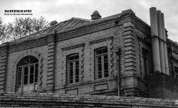 بنای قدیمی، موسوم به کتابخانه خرم آباد، لرستان