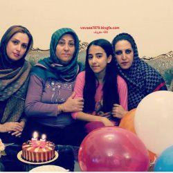 تولد مادر آقای شهرام محمودی