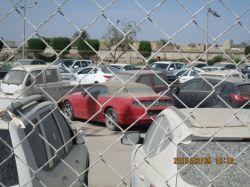 اینم به افتخار همه دوستان عزیز « بندر امام خمینی پارکینگ ماشین هایی که فقط خاک میخورند »