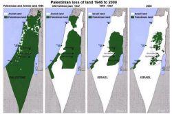 فلسطین در گذر زمان