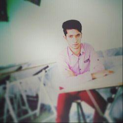 من تو کلاس امروز  :)