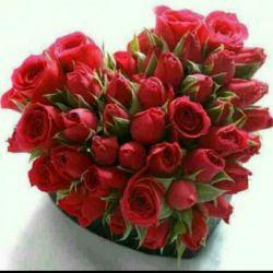 این دسته گل تقدیمی از طرف من به همه مهربونااا .شما هم تقدیم کنین به دوستای مهربونتون.