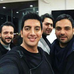 آقا احسان ،،،دیشب در هتل لیلیوم ،،،کافه رز ♥♥♥