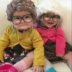 سلام... اینا خاله ریزه هستن :-)