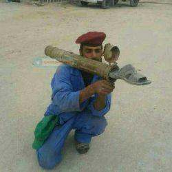 سلاح فوق پیشرفته جیبوتی که به سوی ایران نشانه گرفته شده است (: