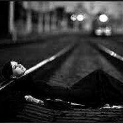 """بعضی وقت ها از شدت """"دلتنگی""""،   گریه که هیچ...   دلم میخواهد،   های های """"بمیرم"""" ...۱"""