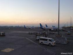 فرودگاه دبی ناوگان یکدست بوئینگ 737 فلای دبی