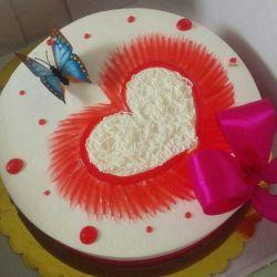 کیک تولدم♥♡(سورپرایزدیشب همسرم)♡♥جاتون خالی★☆