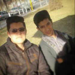 یه روز خوب با دوستم :-)