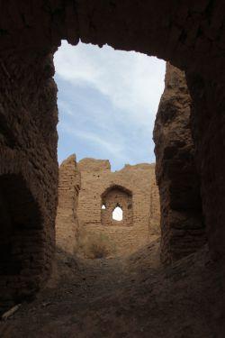 قلعه تاریخی روستای چهکندوک شهرستان سربیشه خراسان جنوبی