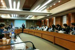 سومین جلسه فصلی مدیران گروه شرکت های #شاتل به منظور بحث و بررسی درباره عملکرد فصل پاییز هم اکنون در مرکز همایش های دانشگاه شهید بهشتی درحال برگزاری است.  #شاتل #اینترنت #shatel #internet